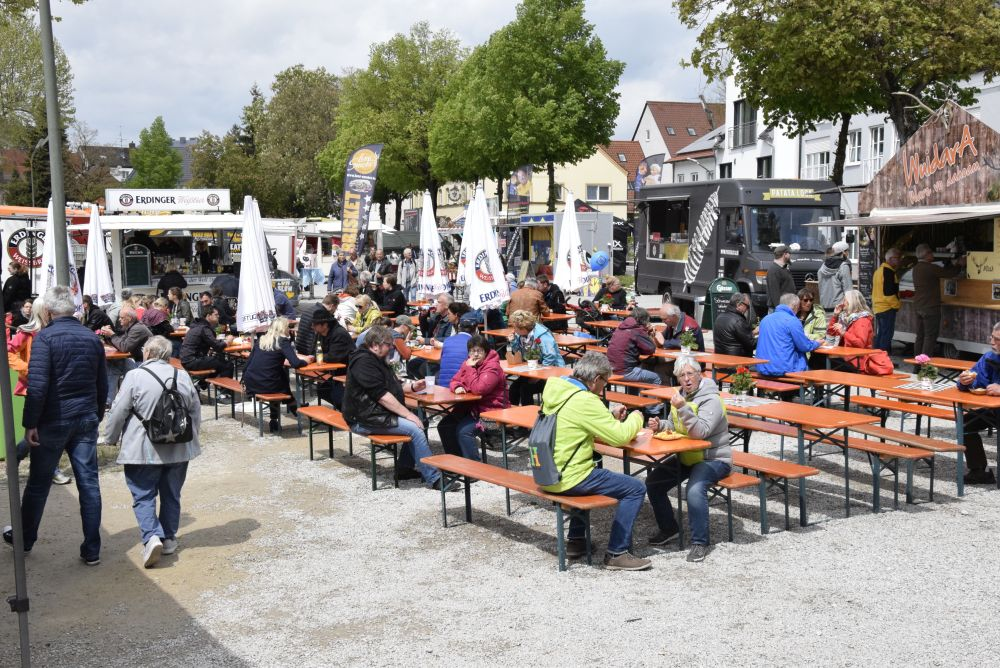 1. Moosburger Street Food- & Musikfestival